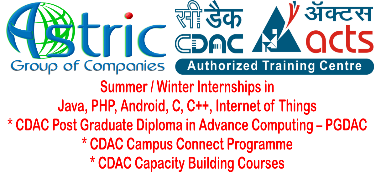 Astric Solutions Patna – Astric Centre of Excellence::CDAC